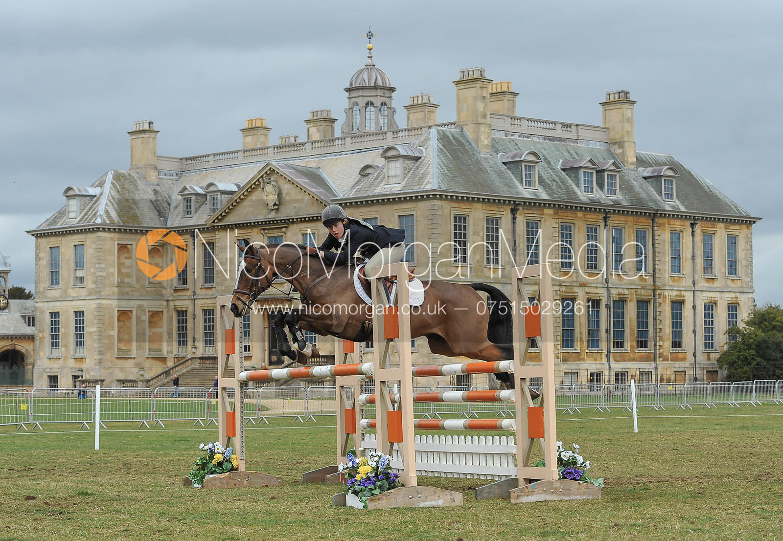 Annabel Henderson and ROMARIO II - Belton Horse Trials