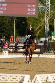 Caroline Chew and TRIBIANI -  CDI4* Grand Prix Dressage