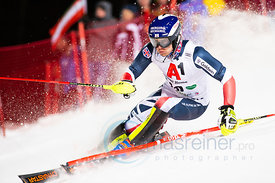 Audi FIS Alpine Ski World Cup - Men's Slalom Schladming