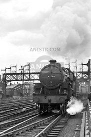 Steam loco Crab 42790 Derby