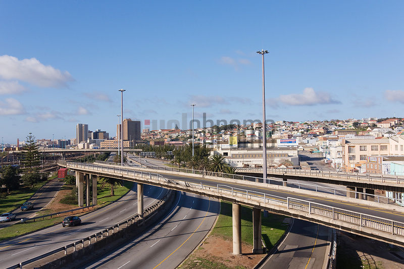 Highways leading to Port Elizabeth