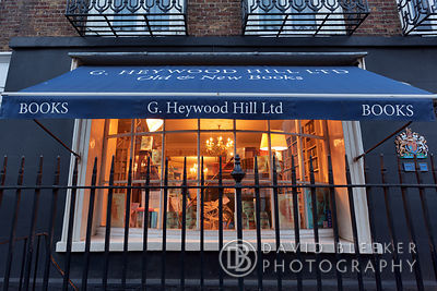 Heywood Hill Book Shop, London