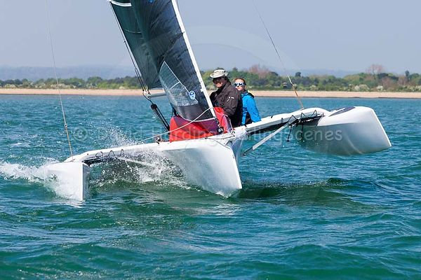 MOTORSAILERS AND MULTIHULLS: ALL IN A DAY'S WORK