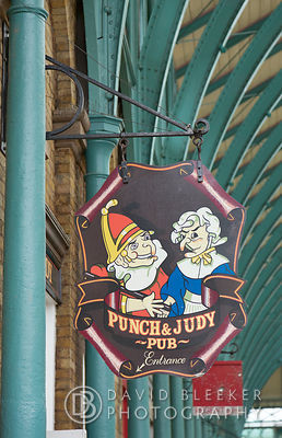 Punch and Judy Pub