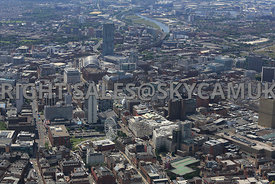 Beetham Tower One St Peters Square City Tower Central Manchester