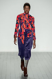 London Fashion Week Autumn Winter 2019  - On|Off Daniel Pascal Tanner