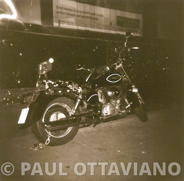 Holga on Craic 12 | Paul Ottaviano Photography
