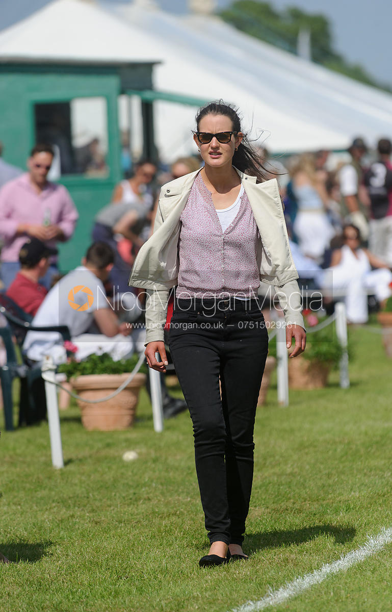 Willa Newton - Assam Cup - Rutland Polo Club, 30th Jun 2013.
