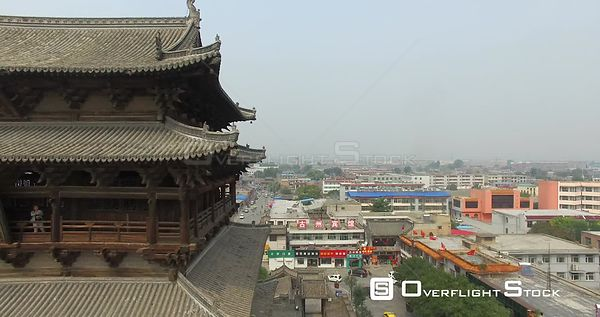 Chinese Ancient Fortress Building