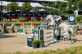 27/07/18, Berlin, Germany, Sport, Equestrian sport Global Jumping Berlin - CSI5* - GLOBAL CHAMPIONS LEAGUE 2nd round for Glob...