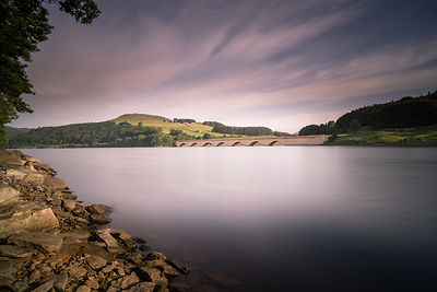 Still life at Ladybower