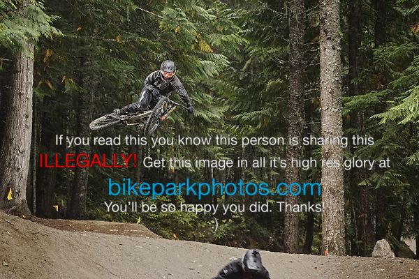 Friday September 21st Aline Tombstone bike park photos