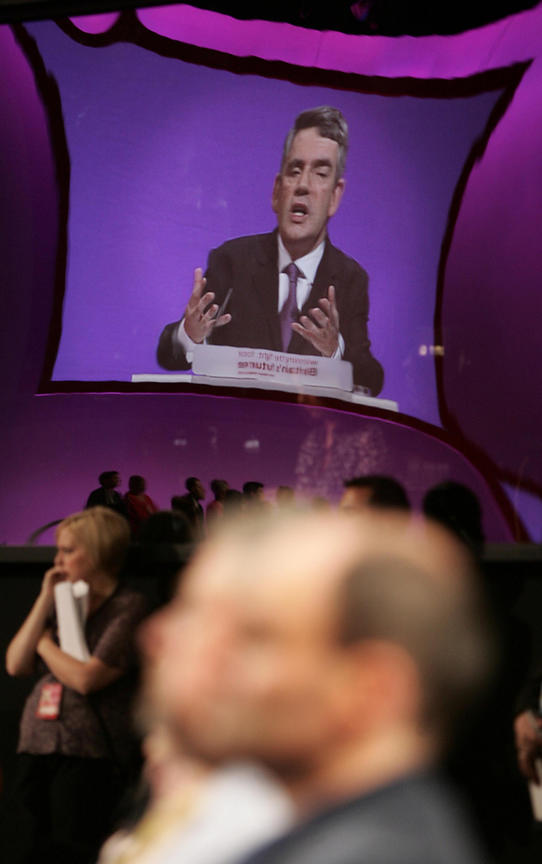 2008 Labour Party Conference