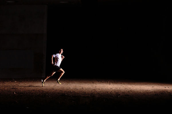 A #running Action Adventure Portrait taken with an on location flash. . . .