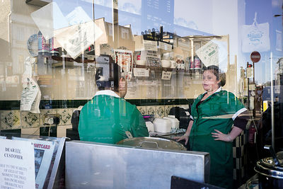 Manze's  Pie and Mash shop, Peckham