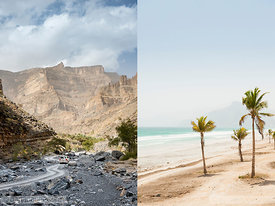 Alhamra, Oman, Middle East