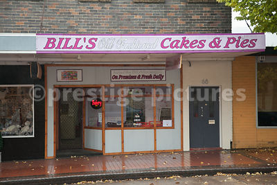 Cake Shop in Lithgow, New South Wales