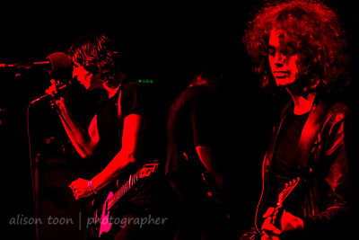 Catfish and the Bottlemen, Sacramento, October 2014