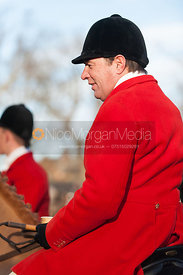 Richard Hunnisett - The Cottesmore Hunt Boxing Day Meet, Cutts Close, Oakham 26/12