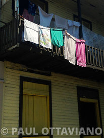 Drying Laundry | Paul Ottaviano Photography