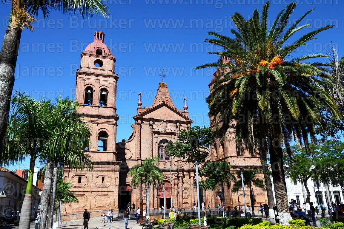 Magical Andes Photography San Lorenzo Cathedral And Plaza 24 De