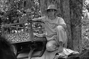 """Elephant Driver at Angkor Thom"""