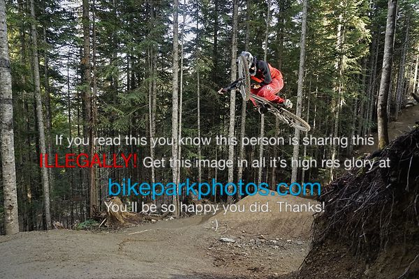 Wednesday September 26th D1 bike park photos