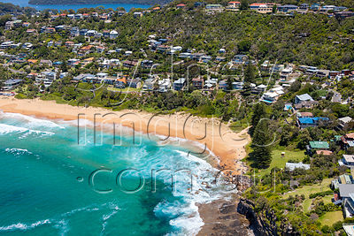 Whale Beach Aerial Photography