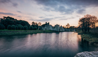 Adare_Castle_Sunrise_112016