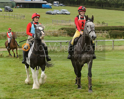 Belvoir Team Chase 2013, Garthorpe.