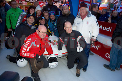Bobsleigh Monaco Race 2013