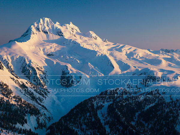 Snow Covered Peak