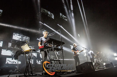 Alt-J - Bournemouth International Centre 01.12.15