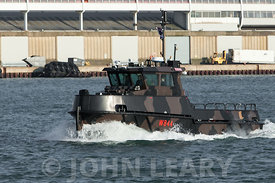 Royal Logistics Corps Tug/Workboat Sirocco WB44.