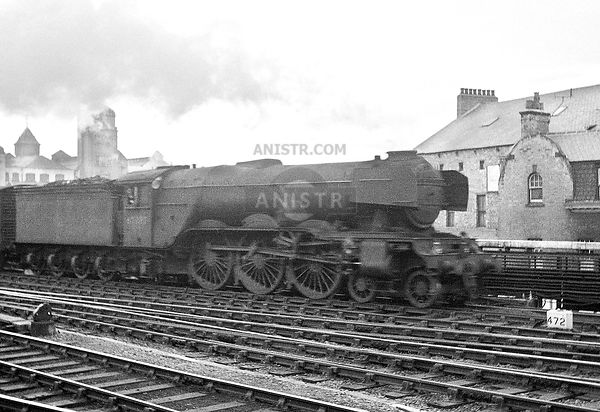 Steam loco A3 60080 Newcastle