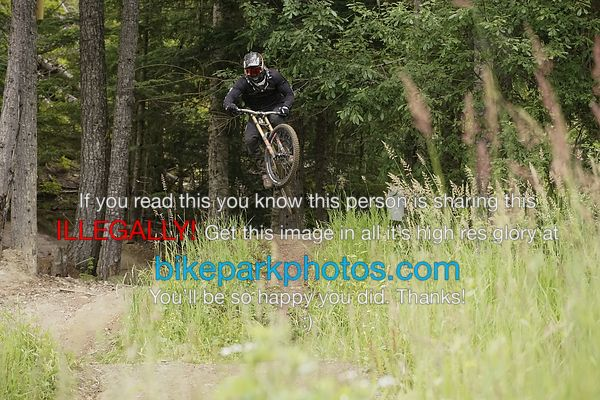 Saturday July 7th Lower Canadian Open bike park photos