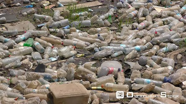 Pollution from Plastic Bottles