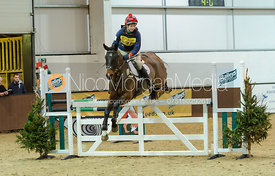 Katie Bleloch and BULANO - Open Class - Baileys JAS National Championships 2014