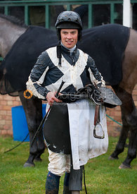 Oliver Greenall - Race 1 - Cottesmore Hunt Point to Point, Garthorpe 4/3/12
