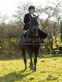 Sophie Walker near The Wisp - The Cottesmore at Priory Farm
