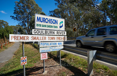 Entrance to Murchison