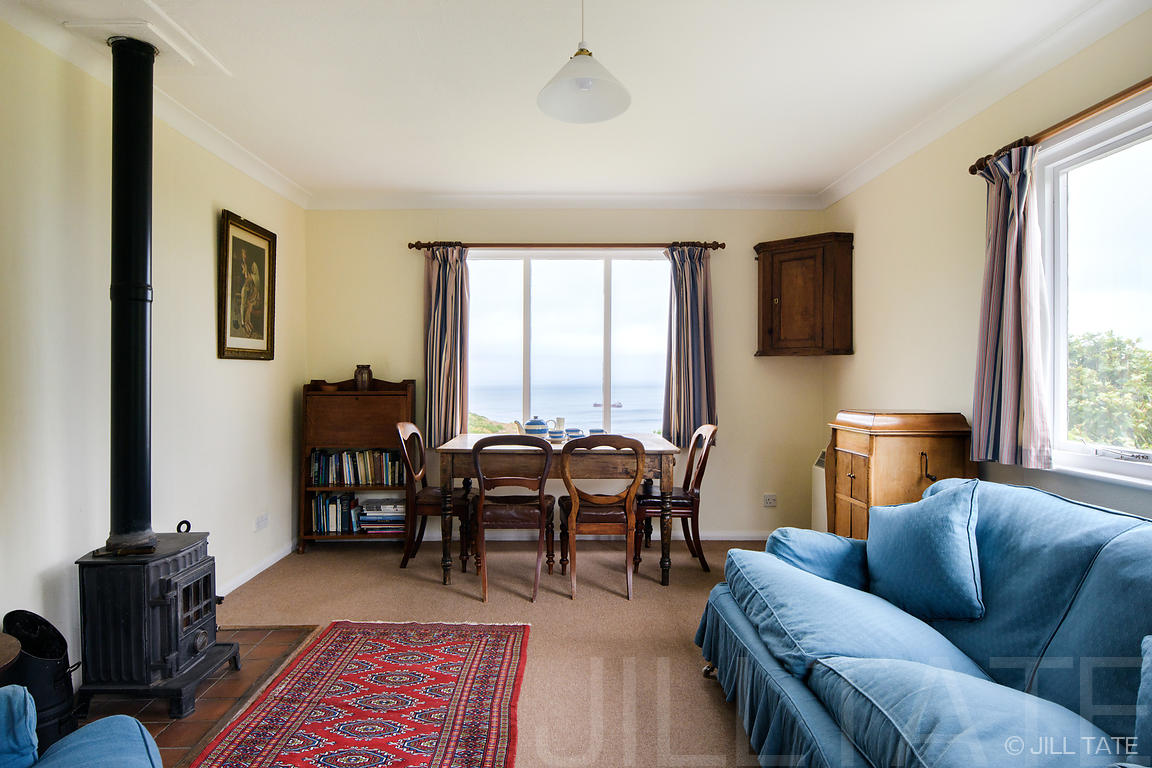 Bramble Villa East, Lundy | Client: The Landmark Trust