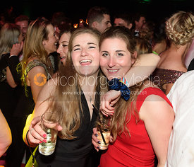 Fiona Dallyn, Grace Perry. The Quorn Hunt Ball