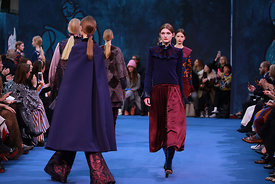London Fashion Week Autumn Winter 2016 - Roksanda