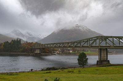 Ballachulish road bridge
