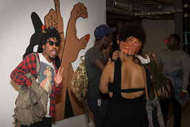 event photography (art) from Art All Night (Nuit Blanche) DC 2014 (presented by No Kings Collective, @NoKingsDC,  https://www...