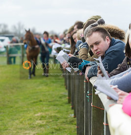 Race 4 - AGA Ladies Open - Cottesmore at Garthorpe 3/3/13