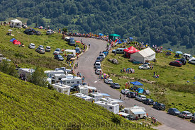 Road of Tour de France