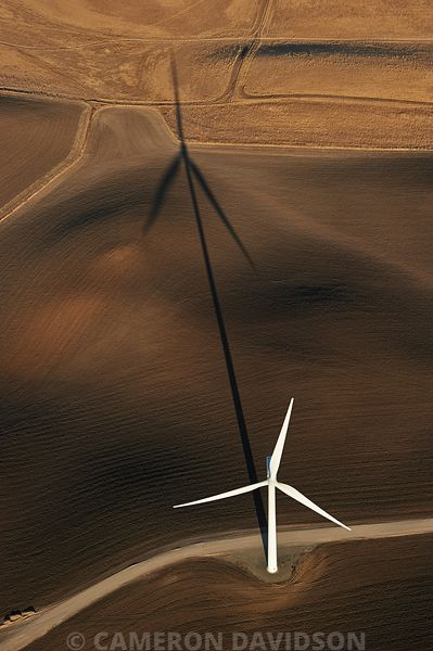Northern California Wind Farm