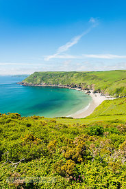 BP6420 - Lantic Bay, near Fowey